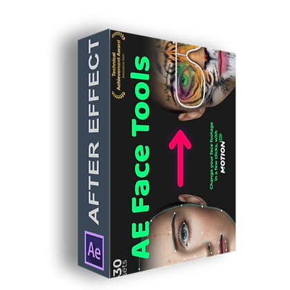 Face Tools (After effect)