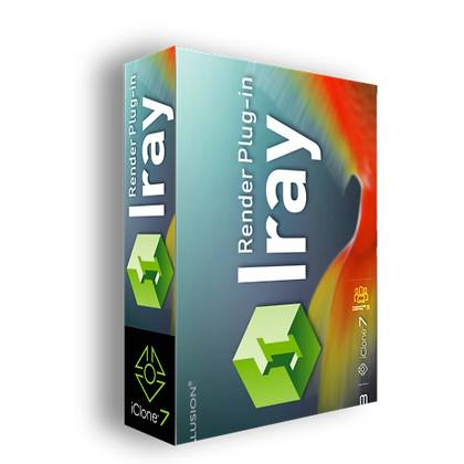 Iray Render Plug-in 1.31 iC7.7  REPACK