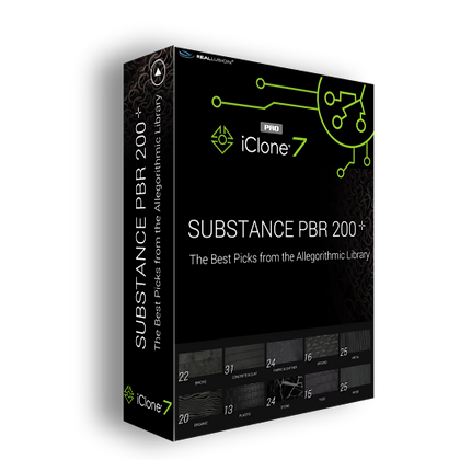 Substance PBR 200+
