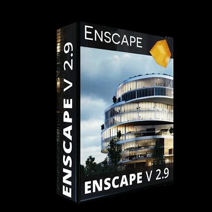 Enscape 2.9.0 - Unlimited