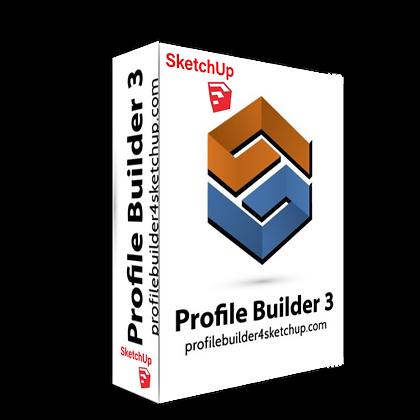 ProfileBuilder 3.1 for Sketchup