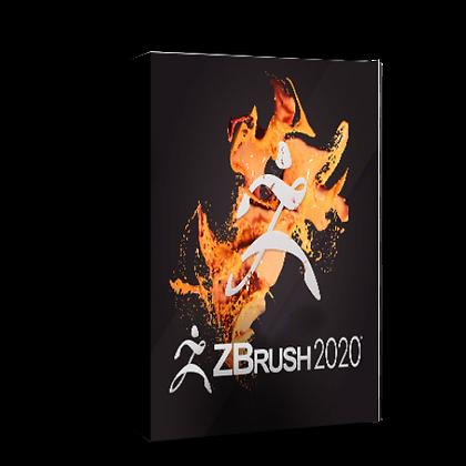 Pixologic ZBrush 2020.1.3 + Activate