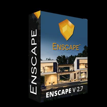 Enscape 3D 2.7 Full install