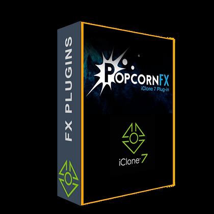 PopcornFX Plug-in for iClone 7.7