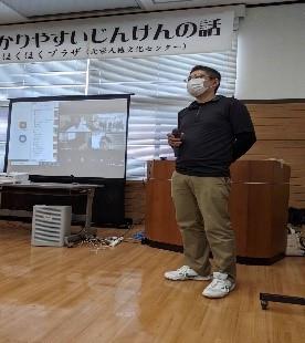公共施設の断熱DIY(北栄町)