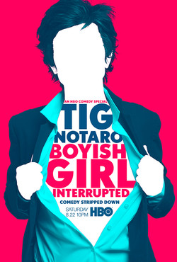 Tig Notaro key art for Leroy & Rose