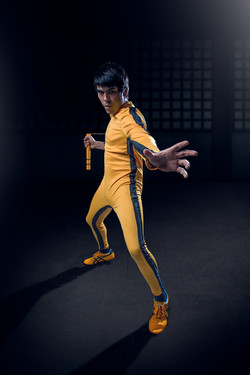 Game of Death // 3