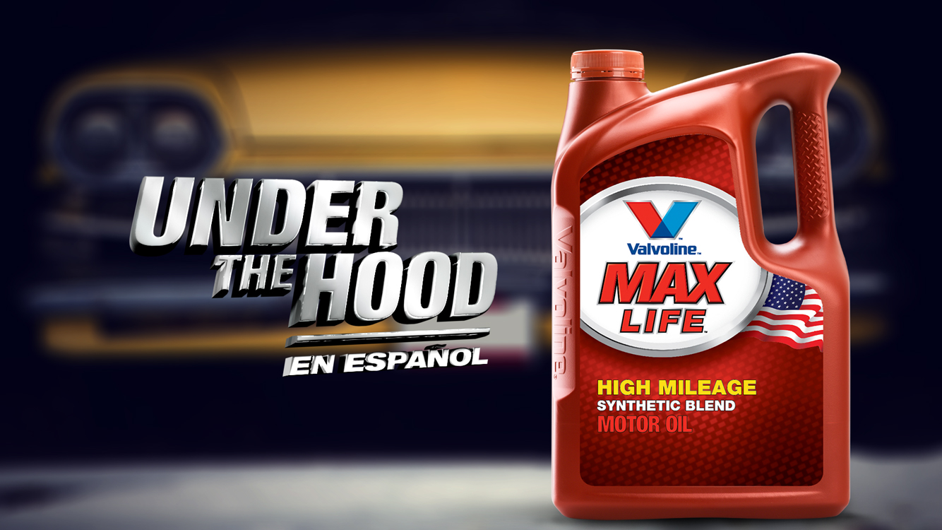 "Valvoline ""Under The Hood"""