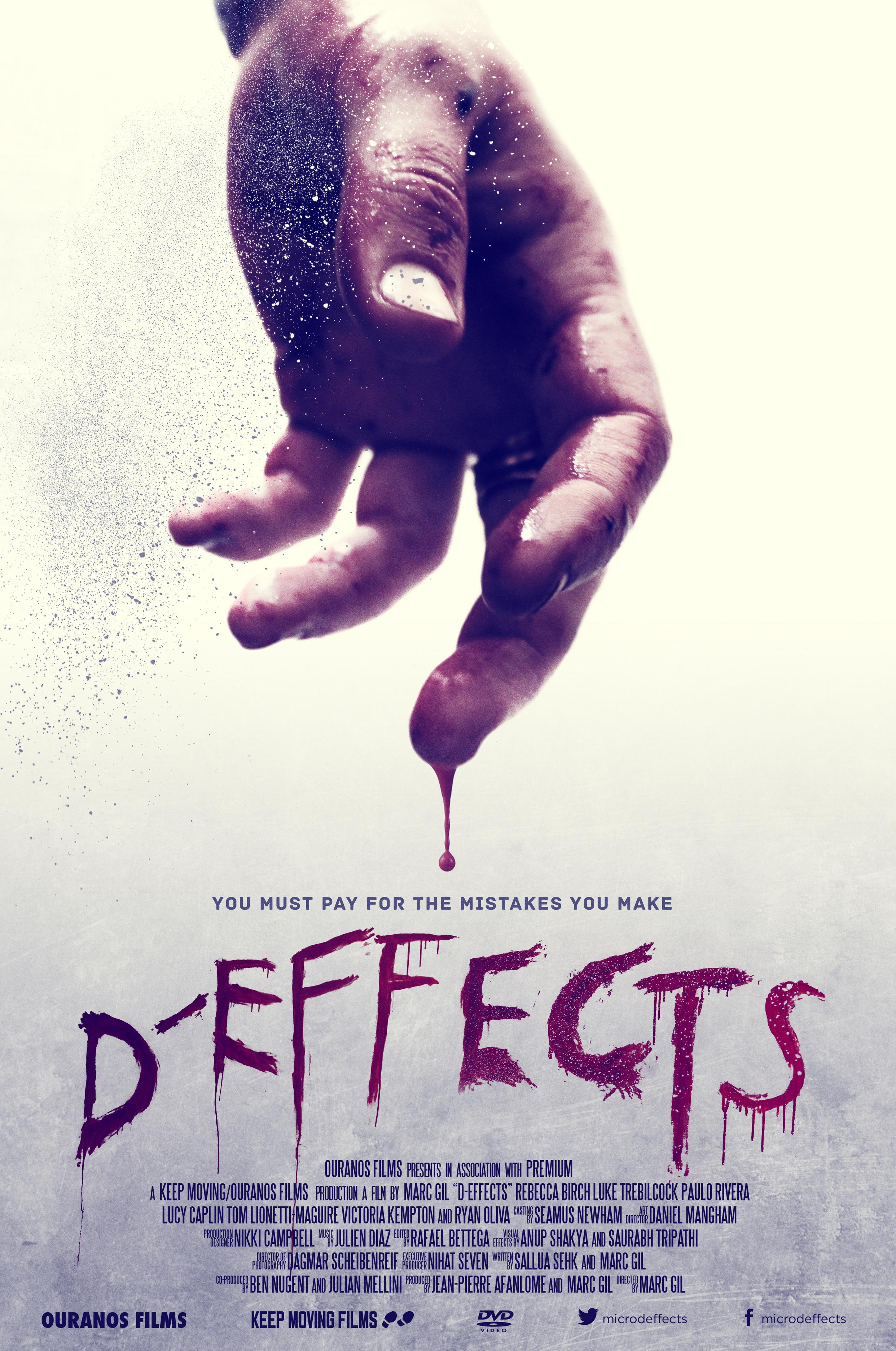 D-Effects key art