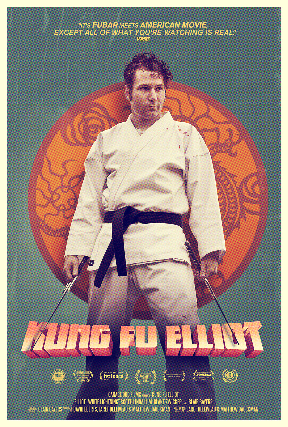 Kung Fu Elliot key art
