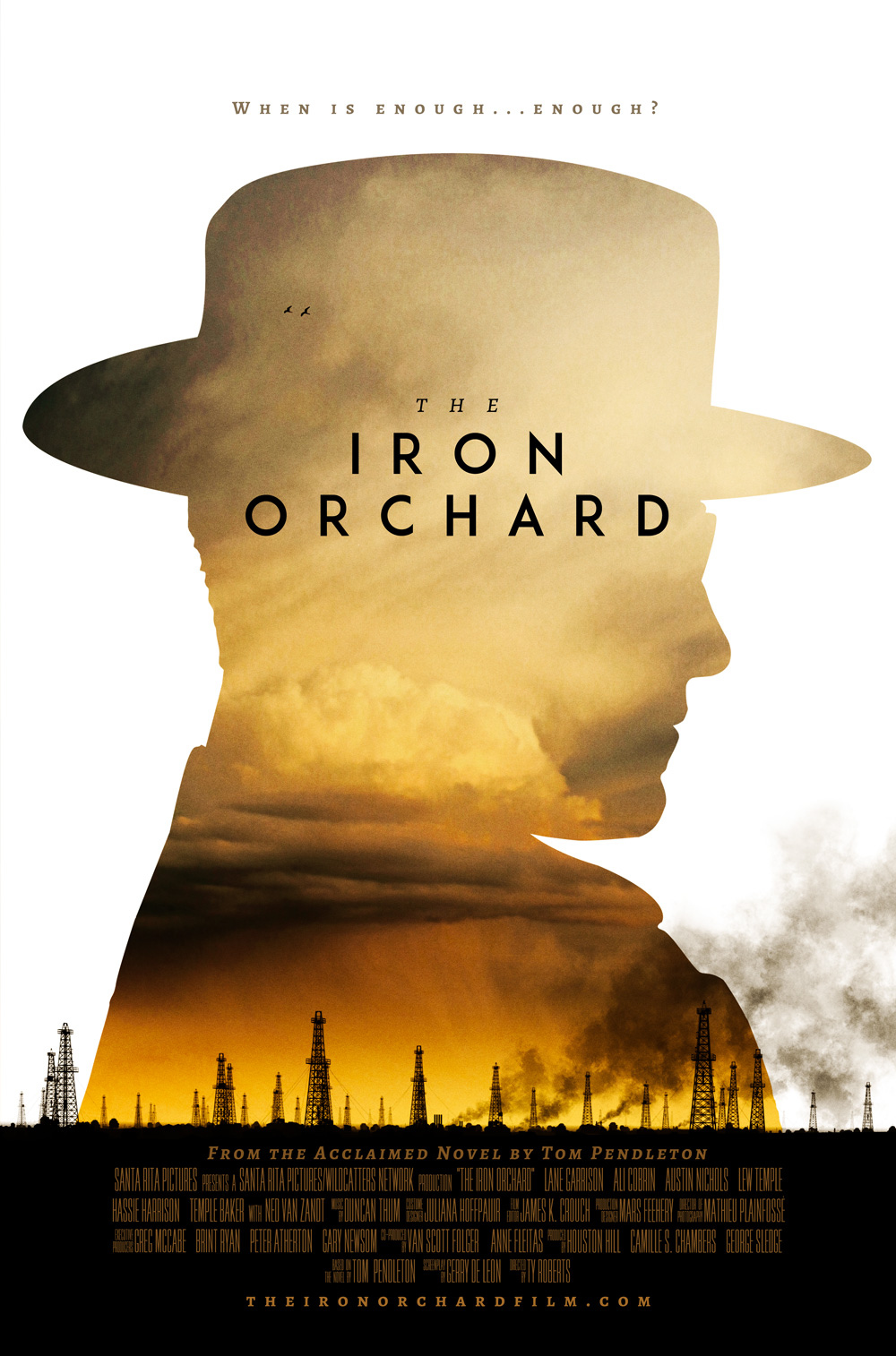 The Iron Orchard Key Art