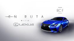 "Lexus ""En Ruta"" - style frame"