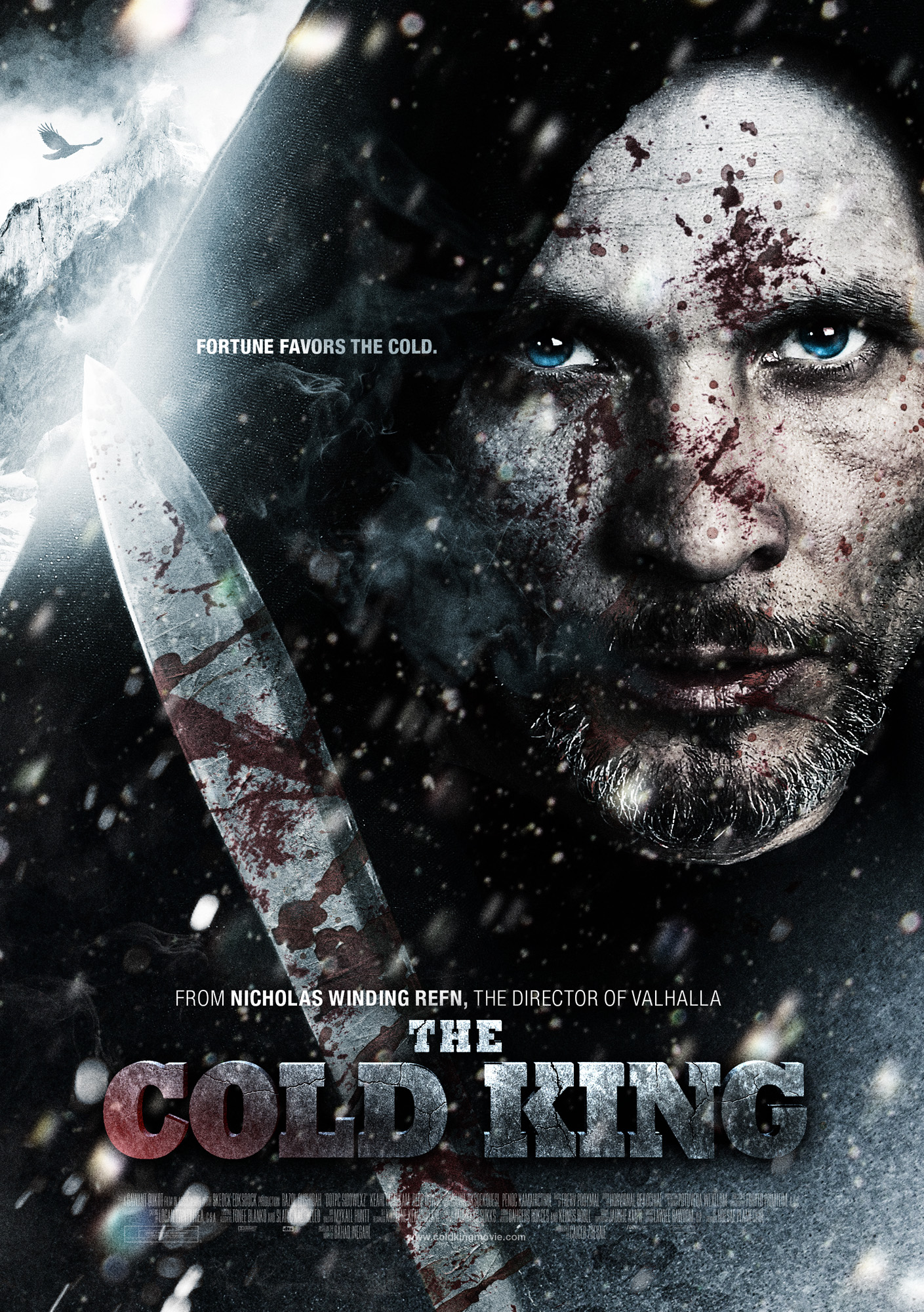 The Cold King Film Poster