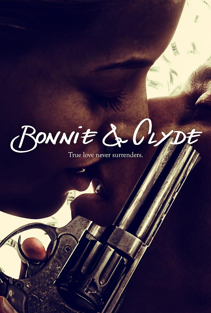 Bonnie & Clyde key art