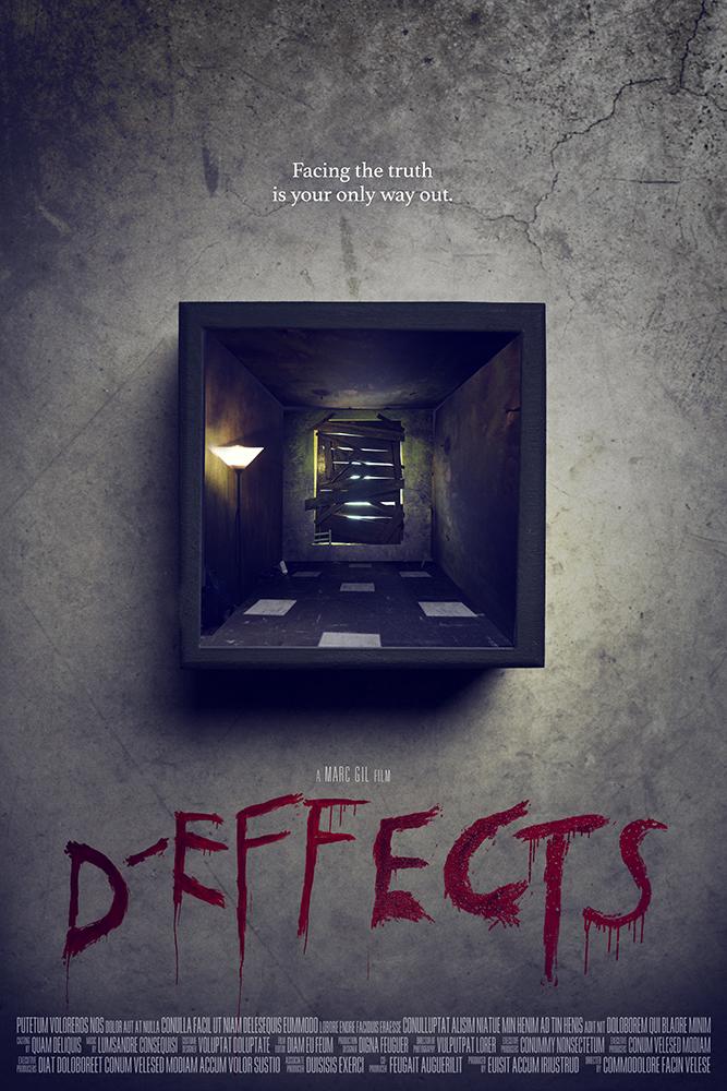 D-Effects key art exploration