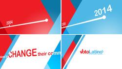 Voto Latino - style frame