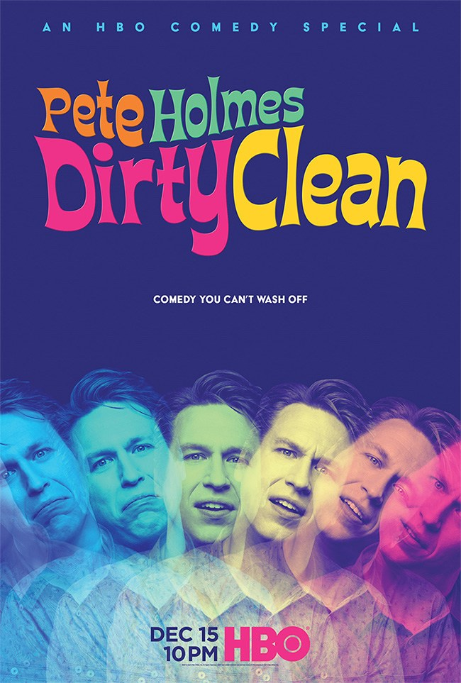 Pete Holmes' Dirty Clean