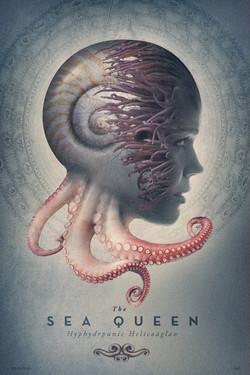 Sea Queen Poster
