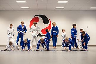 barneidrett fritidstilbud for barn kampsport