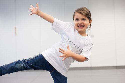 Jiu-Jitsu t-shirt - Barn