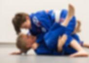 kampsport og selvforsvar for barn og ungdom i bergen