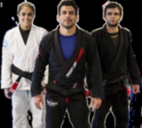 Viderekommen brasialiansk jiu jitsu i bergen