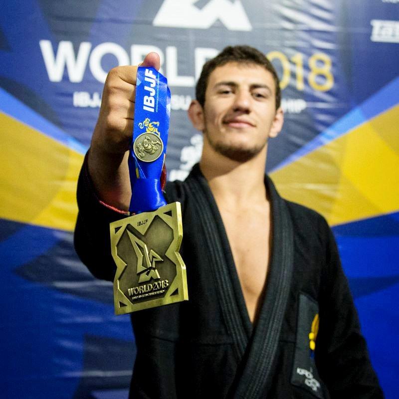 brasiliansk jiu jitsu i bergen - konkuranse trening