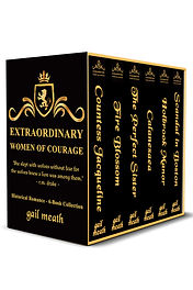 Extraordinary Women of Courage - Box Set (6)