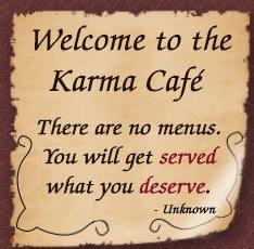 Karma vs. Narcissism