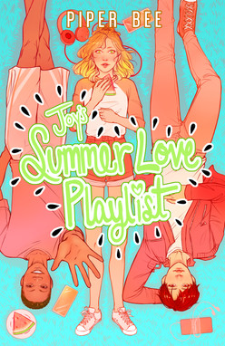 Joy's Summer Love Playlist Final with Ti