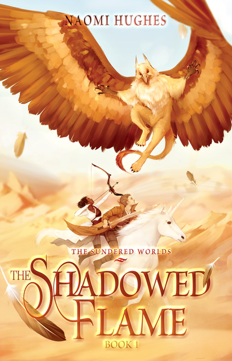 The Shadowed Flame Front Cover.jpg