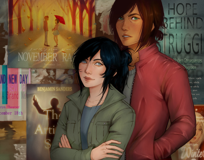 Cassie and Jace (The Safekeepers)
