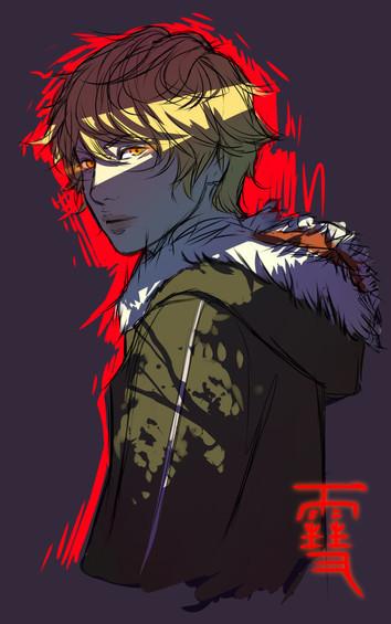 Yukine (fanart)