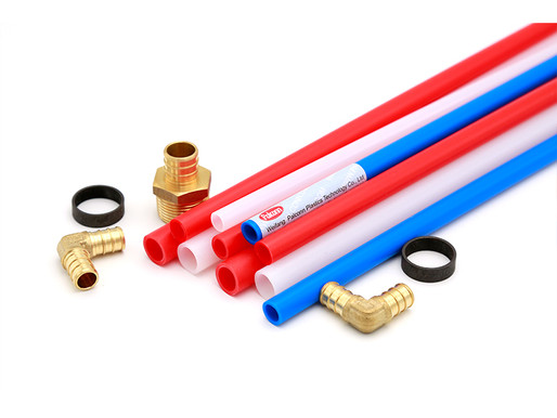 Water Piping In Your Home Pt. 2: PEX Pipe