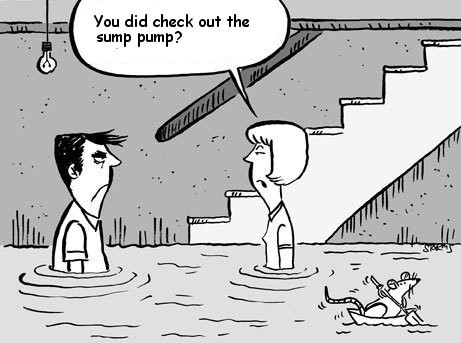 Backup Sump Pumps - What They Are and Why You Need Them