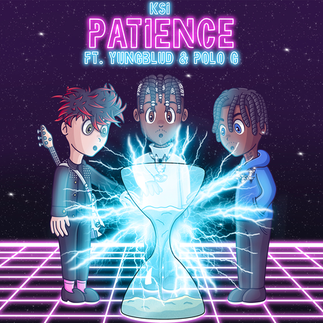"""KSI releases """"Patience"""" ft. YUNGBLUD & Polo G!"""