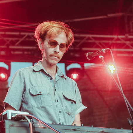 Concert Review: Deerhunter at Way Back When Festival