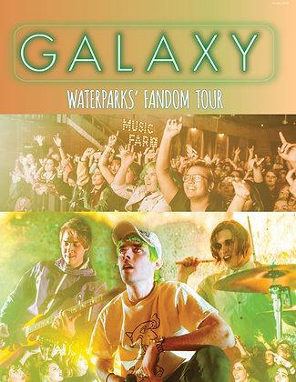 Galaxy January 2020: Waterparks' Fandom Tour