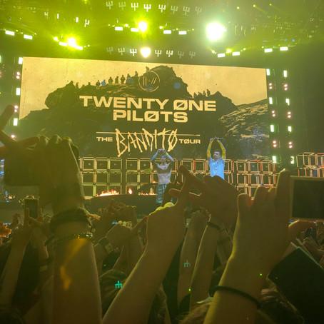 Concert Review: Twenty One Pilots 'Bandito' Tour | Ottawa, Ontario