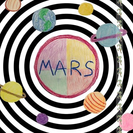 """Alexander 23 releases """"Mars!"""""""