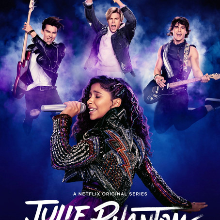 Show Review: Netflix's Julie And The Phantoms