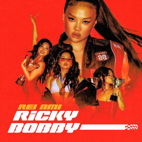 """REI AMI releases """"RICKY BOBBY"""""""