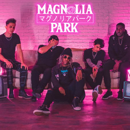 "Magnolia Park releases ""Love Me"" ft. Kellin Quinn!"