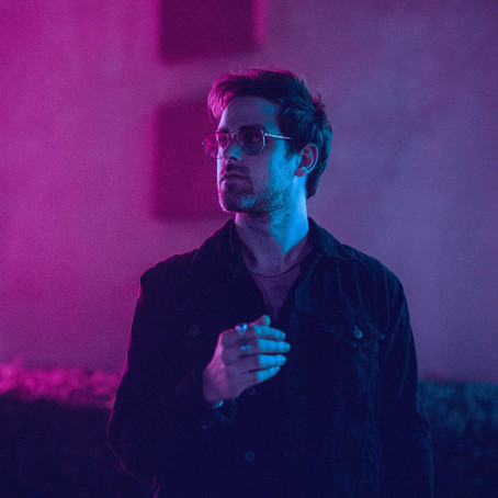 """Interview: Adam Simons of Wanderer releases """"Songs For The Night"""" Debut Album!"""
