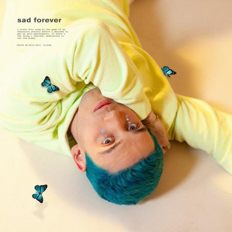 "Lauv releases ""Sad Forever!"""