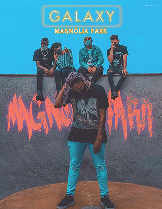 Galaxy Magazine August 2020: Magnolia Park