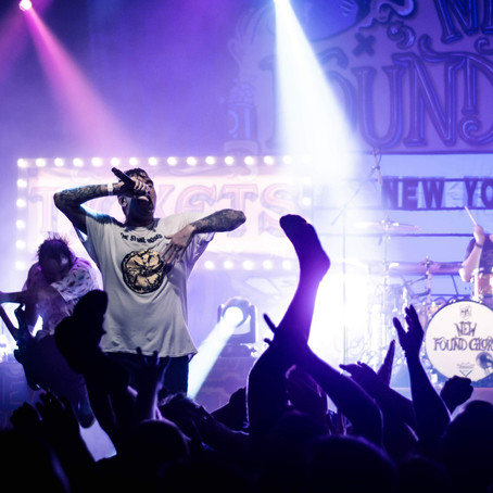 Concert Review: New Found Glory at Playstation Theater in NY