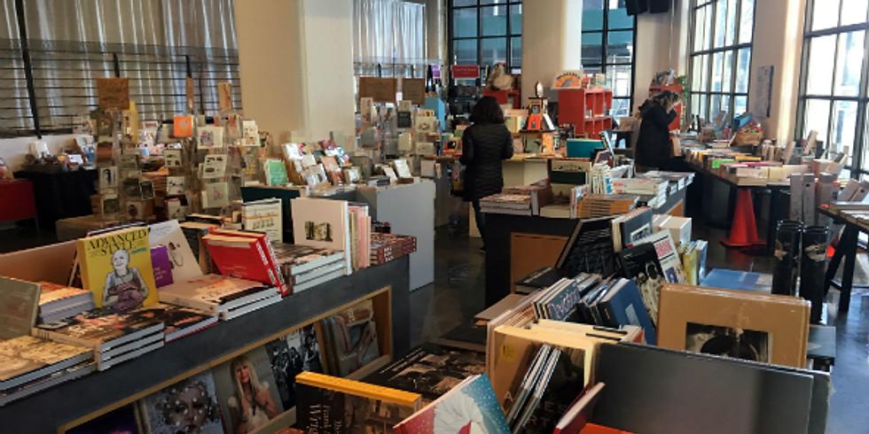 Book Launch at POWERHOUSE Arena | Brooklyn, NY