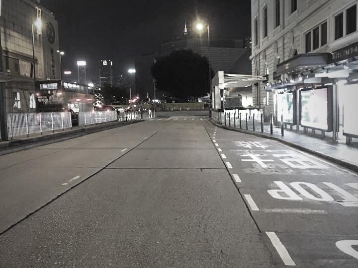 #6點後香港 \ 彌敦道
