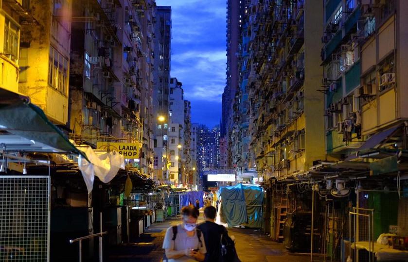 #6點後香港